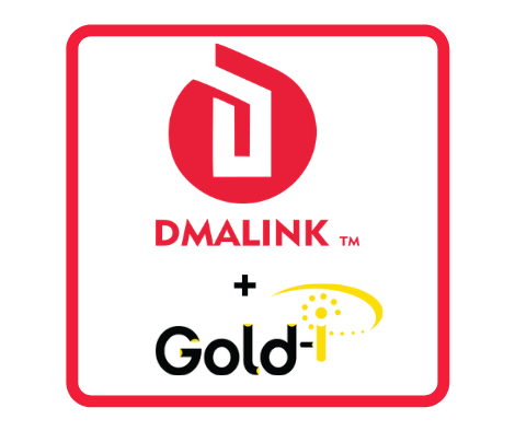DMALINK announced its partnership with Gold-i in APAC countries