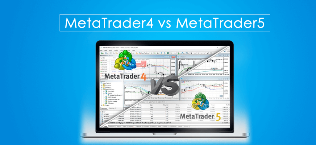 MT4 vs MT5: Choosing the right trading platform