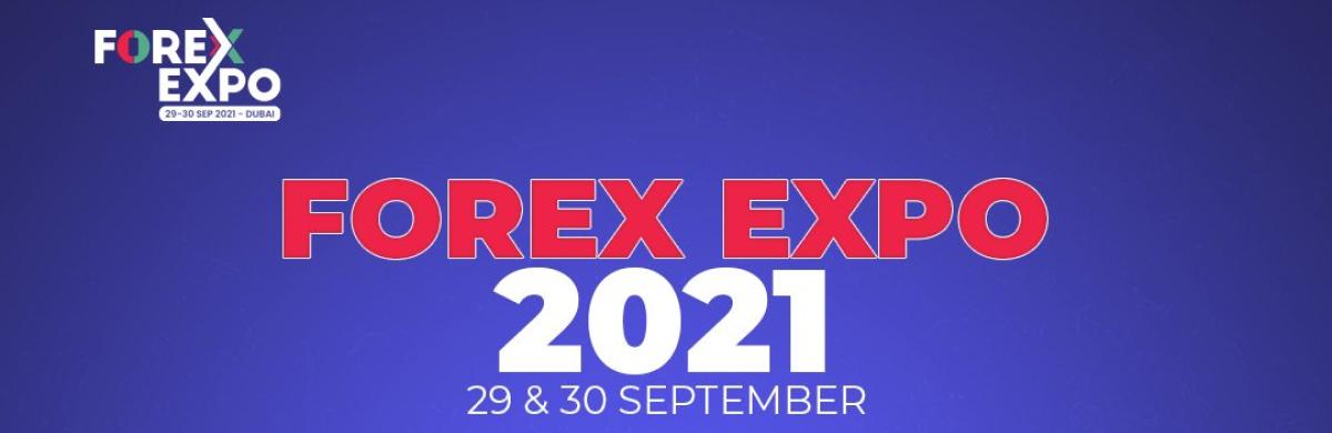 The Forex Expo 2021 Dubai
