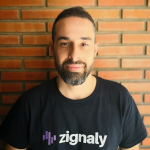 Co-Founder and CMO at Zignaly