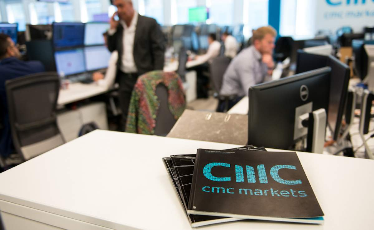 High end clients and online stability underline CMC Markets record results