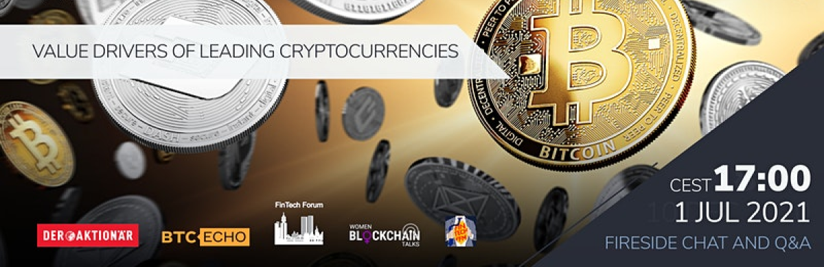 Value Drivers of Leading Cryptocurrencies
