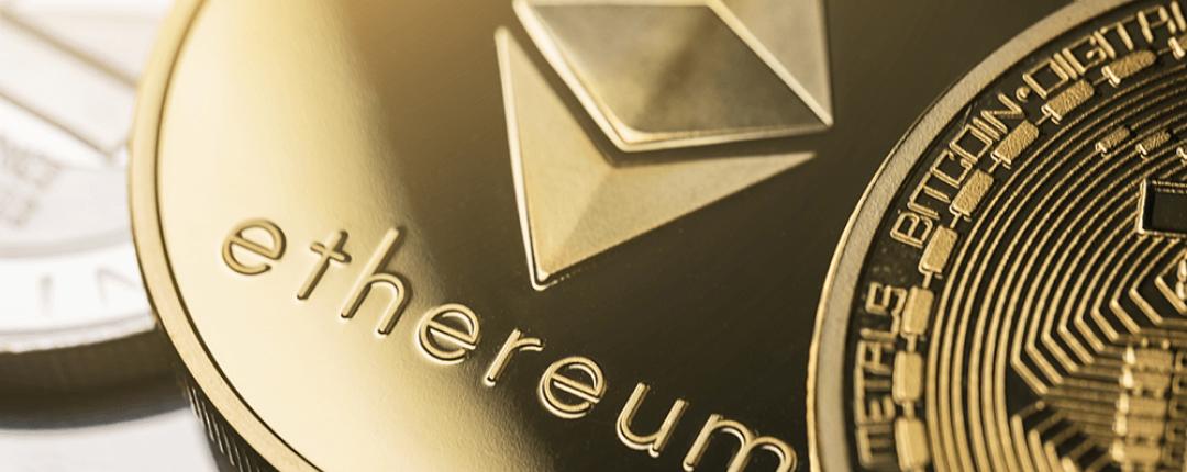 ETH balance on crypto platforms crashed