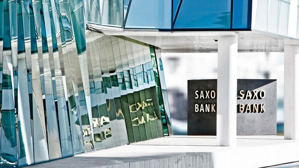 Saxo Bank integrated a 3D printing theme basket