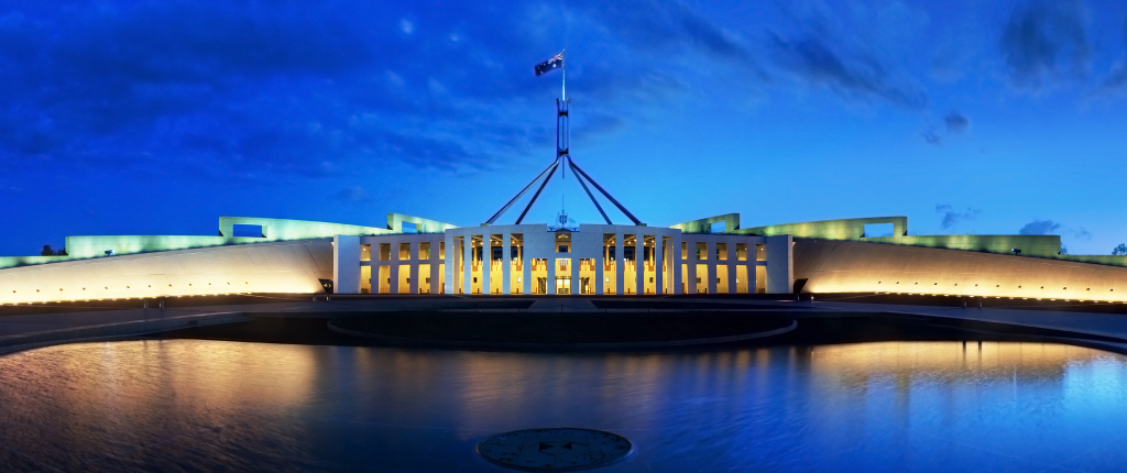 The Australian government is ready to relief for foreign financial companies