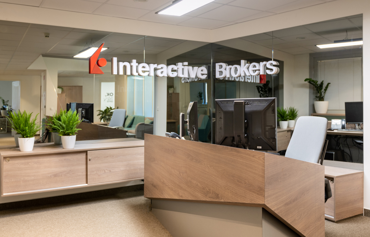 Interactive Brokers integrated more services to the IBKR website