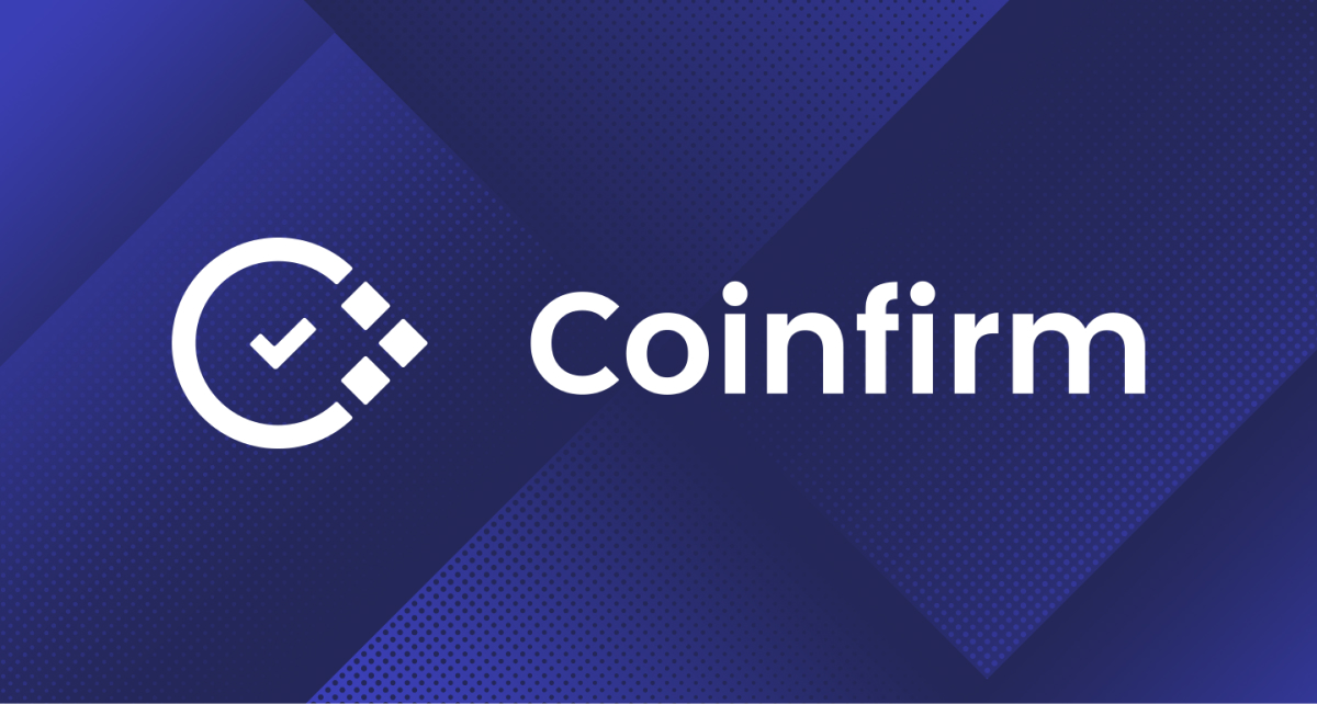 Coinfirm notified its clients to add crypto addresses