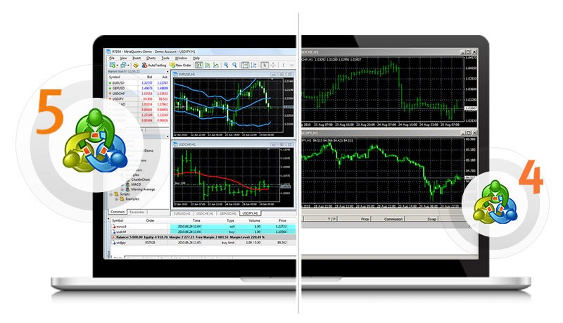 Metatrader 4 and 5 trading platforms: is it possible to substitute the 1st one?