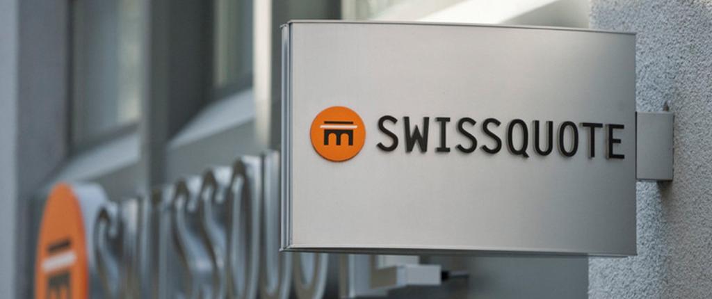 Swissquote integrated Blockchain 2.0